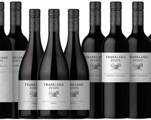FRANKLAND ESTATE WINE DINNER AT ALILA SEMINYAK