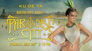 Kudeta's annual bikini party @ KuDeTa | Bali | Indonesia